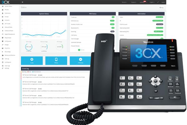 3CX VoIP PBX